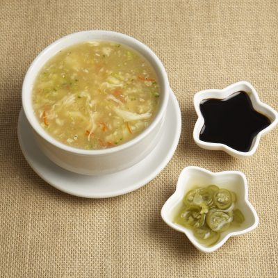 6.lung fung soup